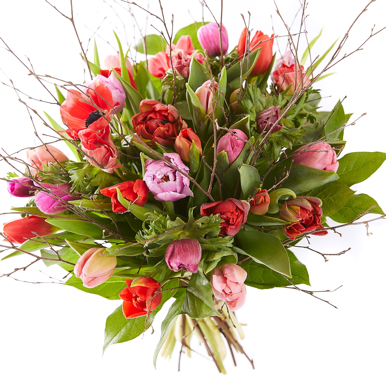 Valentines Day Flowers For Delivery In The Netherlands